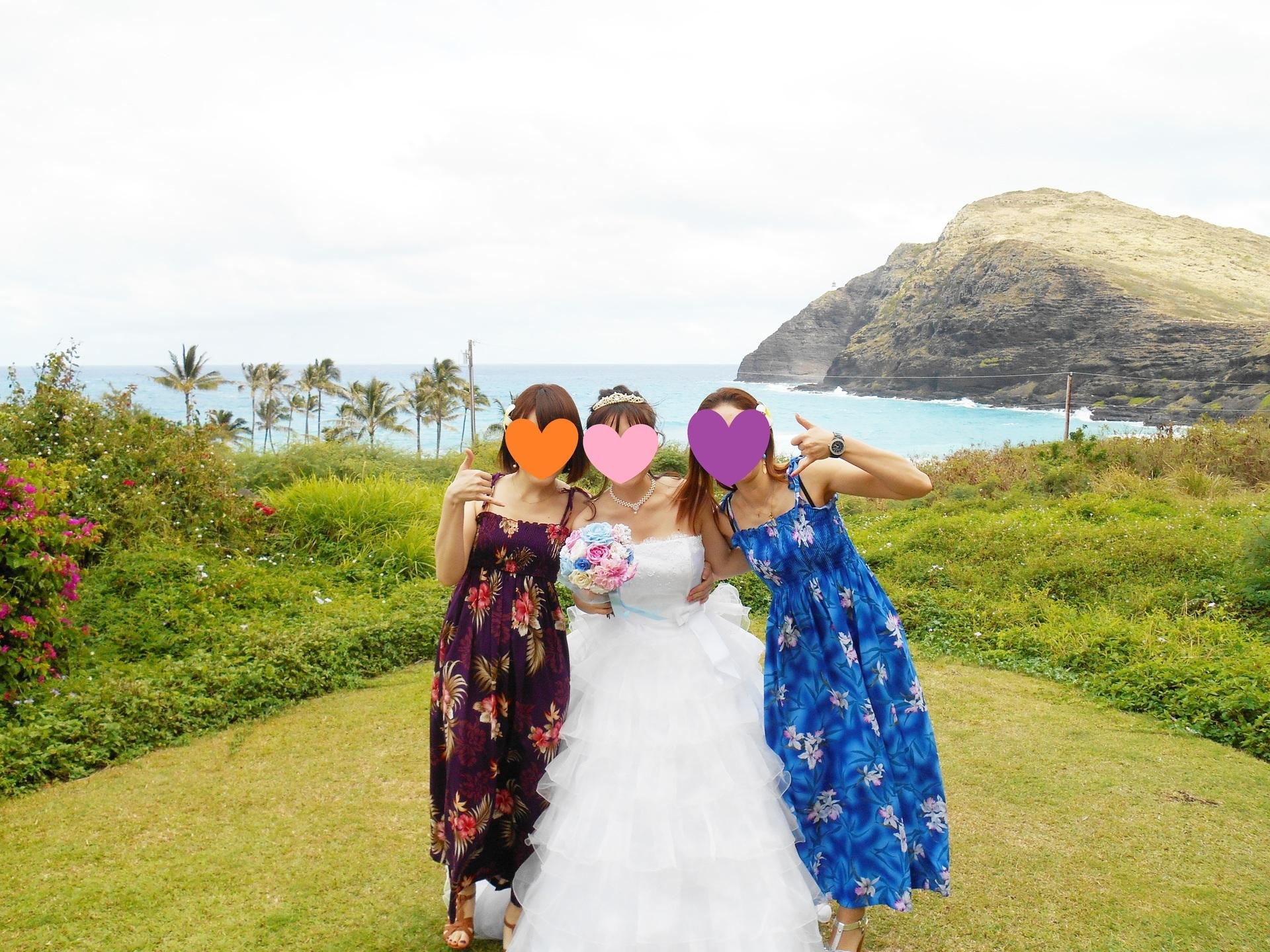 e06e105088b63 ハワイ挙式に参加するゲストのためにしたこと☆  ハワイ挙式&披露宴を ...